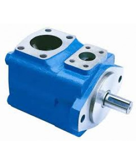 Yuken 7.8 cc/rev 16 LPM Vane Pump-PVRIT-8
