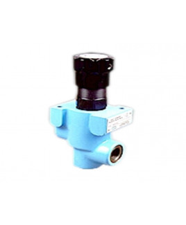 Polyhydron 6 mm 25 Bar Direct Acting Pressure Relief Valve-DPRH06T25