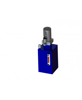 HPP 3 LPM 1.6 kW 20 Litre D/A CKT With Manual DCV-DC Power Pack