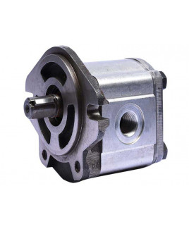 Eaton 9.5 cc/rev 210 Bar External Gear Pump-GD5-9.5-8.5A-109FPT-DFP-TDL-20IN267